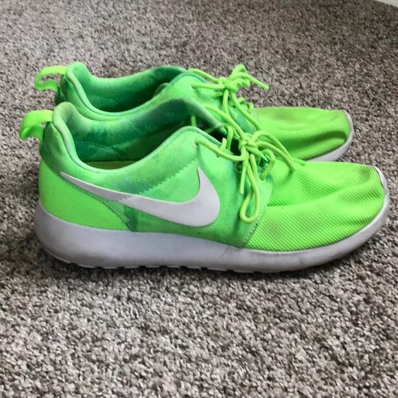 Nike Shoes   Nike Womens Lime Green